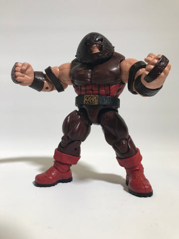 Hasbro Marvel Legends X-Men Juggernaut Build a Figure BAF Loose Complete