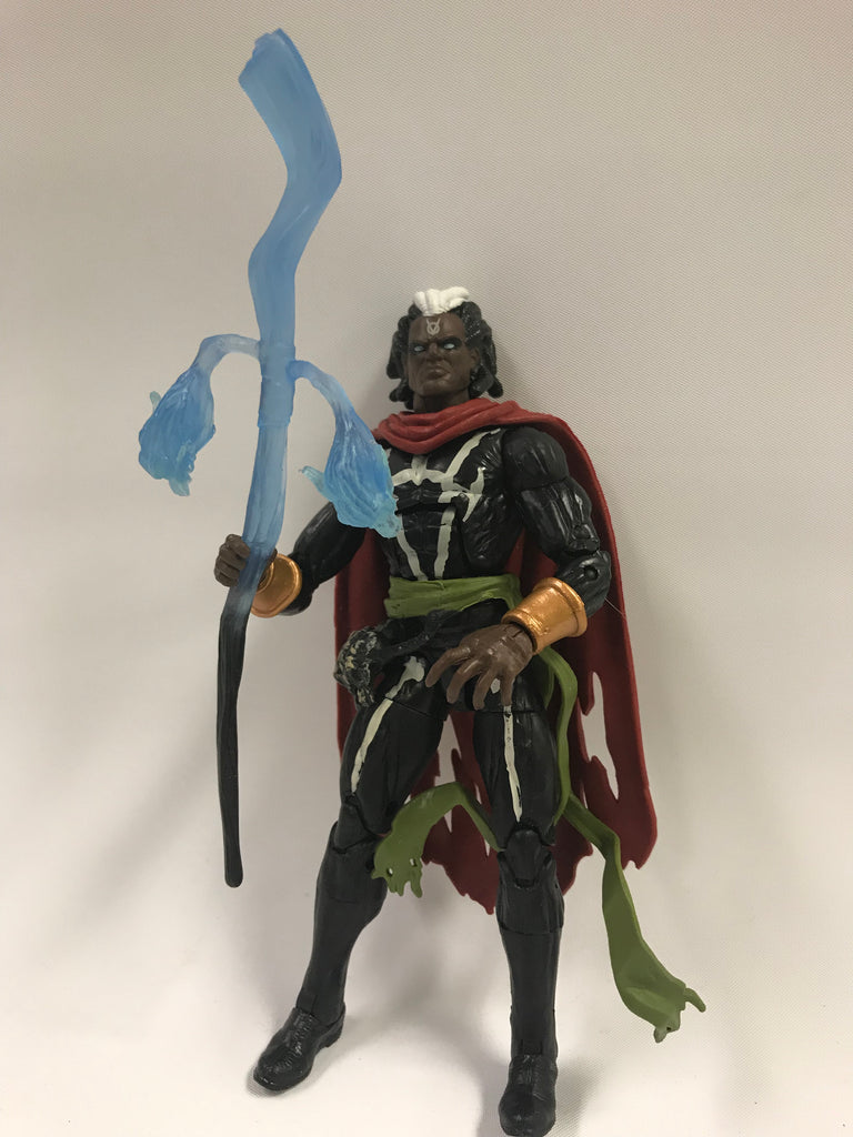 Hasbro Marvel Legends Dormammu Wave Brother Voodoo Loose