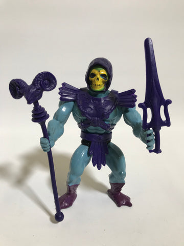 1982 Mattel He-Man & The Masters of the Universe Skeletor Loose Complete