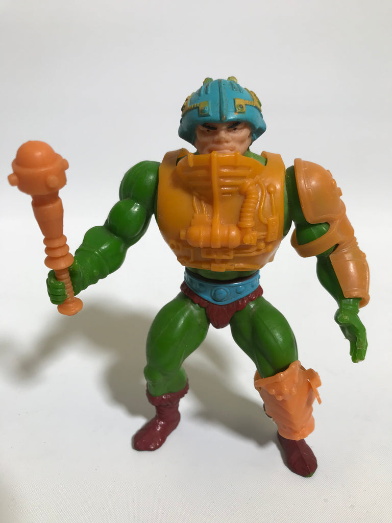 1982 Mattel He-Man & The Masters of the Universe Man At Arms Loose Complete