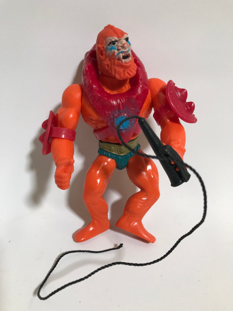 1982 Mattel He-Man & The Masters of the Universe Beast Man Loose Complete