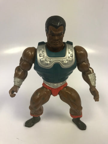 1985 Mattel He-Man Masters of the Universe MOTU Vintage Clamp Champ Loose Not Complete