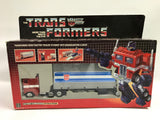 1984 Hasbro Transformers Optimus Prime G1 Must See Condition Missiles and Fists Still on the Tree!