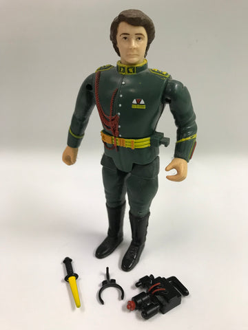 1984 Vintage LJN Dune Paul Atreides with Battle Matic Action