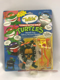 1991 Playmates Teenage Mutant Ninja Turtles TMNT Talkin' Mike Michaelangelo MOC