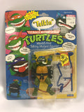 1991 Playmates Teenage Mutant Ninja Turtles TMNT Talkin' Leo Leonardo MOC Sealed