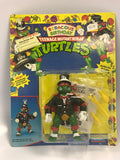 1992 Playmates Teenage Mutant Ninja Turtles TMNT Bodacious Birthday Raph The Magnificent MOC Sealed