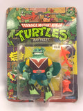 1990 Playmates Teenage Mutant Ninja Turtles TMNT Ray Fillet Purple Variant MOC Sealed