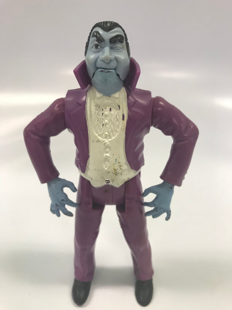 1988 Kenner The Real Ghostbusters Monsters Dracula Loose Complete
