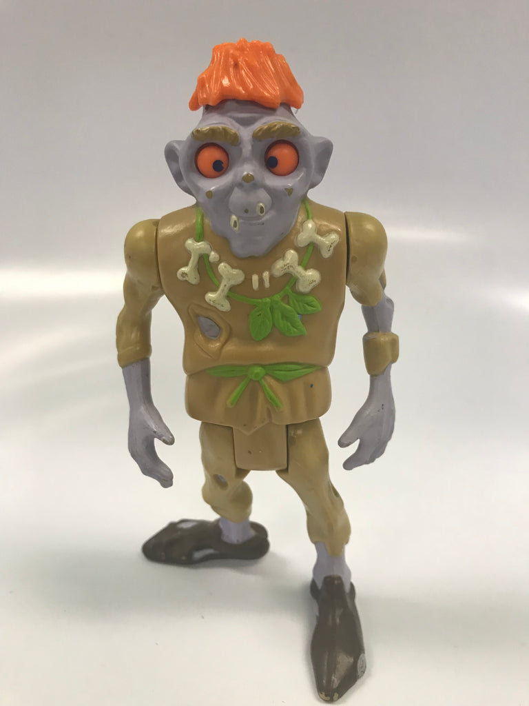 1988 Kenner The Real Ghostbusters Monsters The Zombie Monster Loose Complete