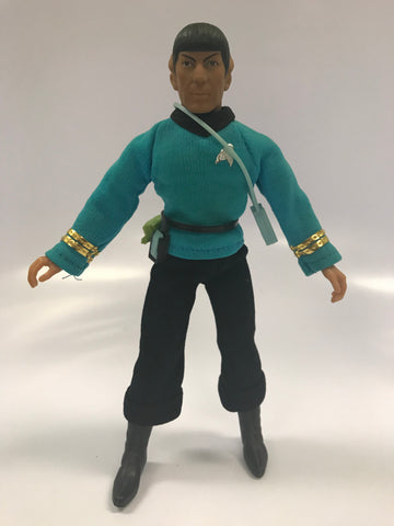 1974 Mego Corporation Star Trek Mr. Spock Complete All Original No Repro