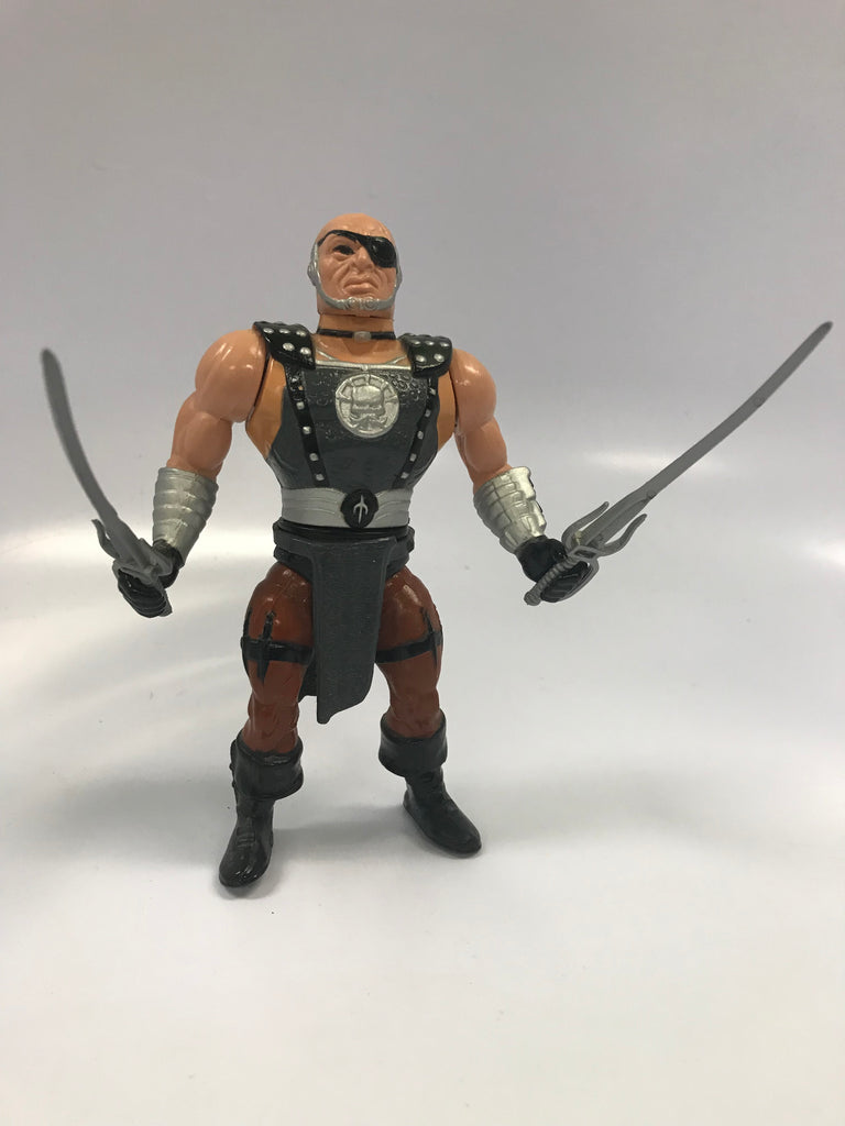 1986 Mattel He-Man & The Masters of the Universe Movie Blade Loose Complete