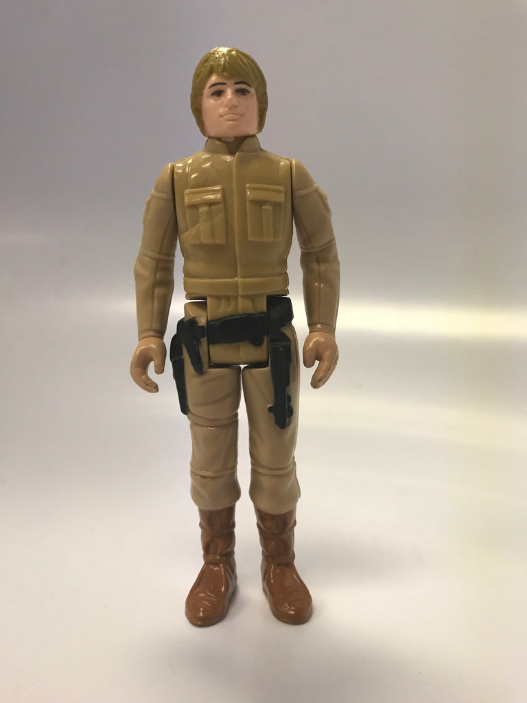 Lili Ledy Made in Mexico Star Wars ESB Bespin Luke Skywalker No Weapons Not Complete