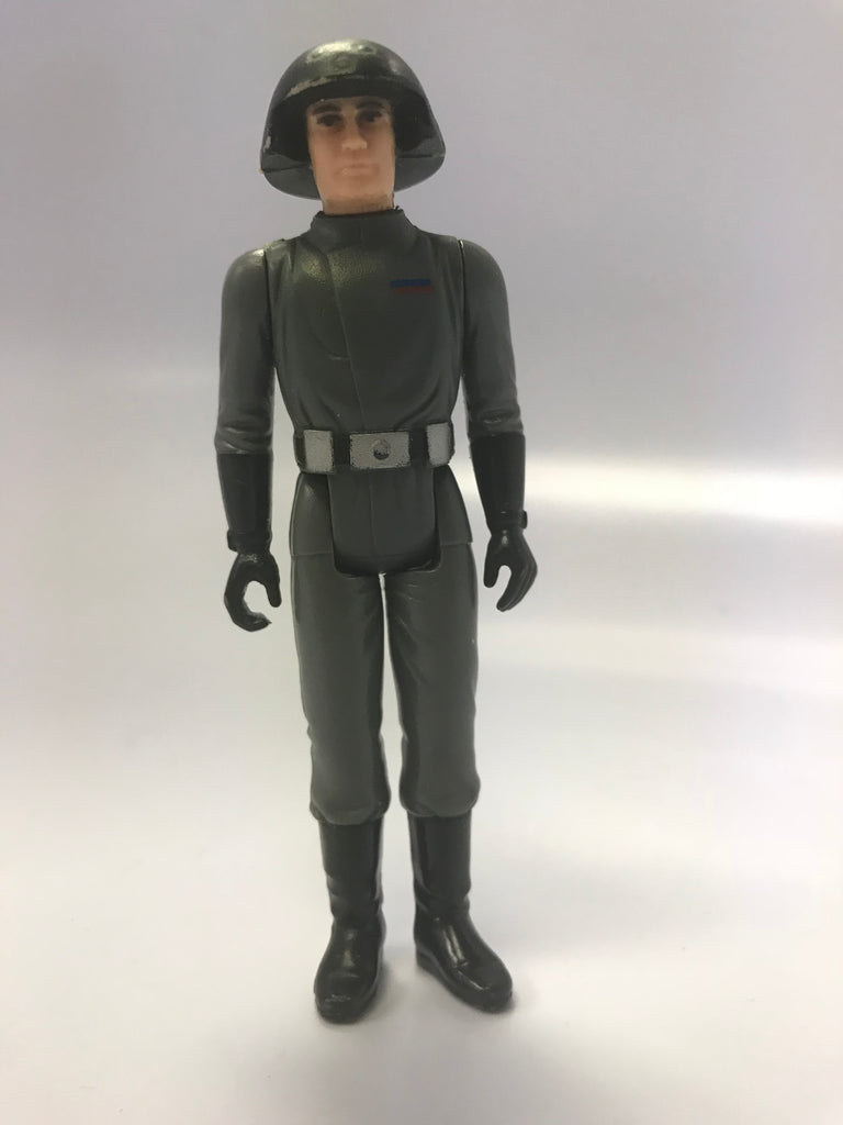 Lili Ledy Made in Mexico Star Wars Death Squad Commander Not Complete