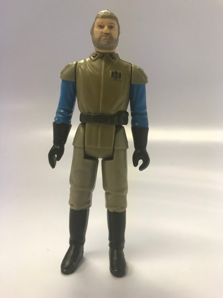 Lili Ledy Made in Mexico Star Wars General Madine Not Complete
