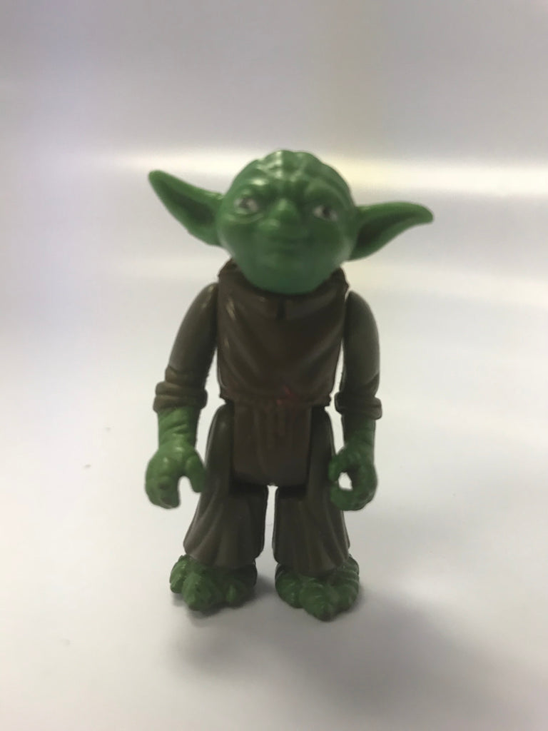 Lili Ledy Made in Mexico Star Wars Yoda Not Complete