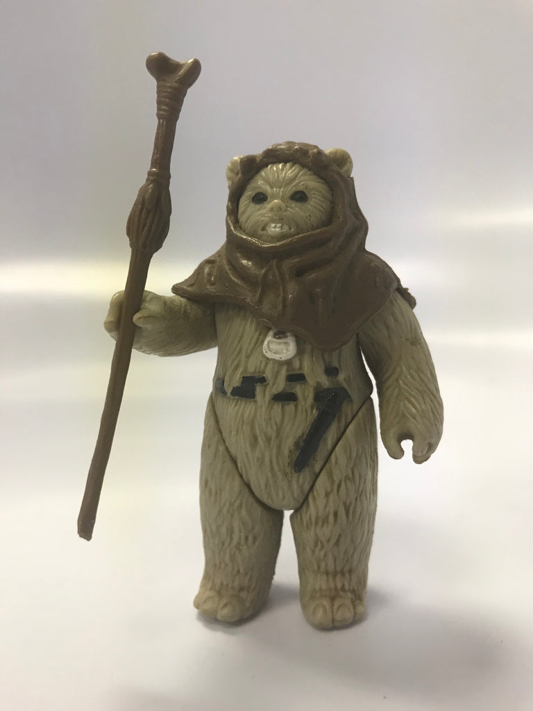 Lili Ledy Made in Mexico Star Wars Ewok Chief Chirpa Complete