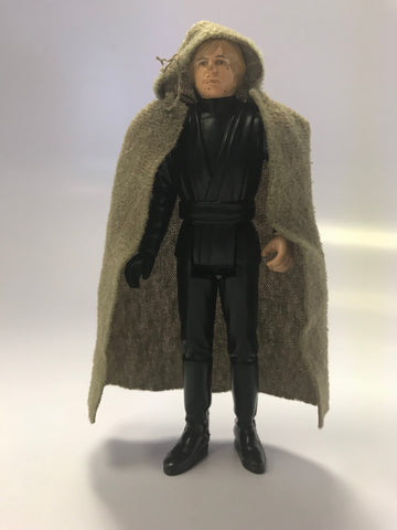 Lili Ledy Made in Mexico Star Wars Luke Skywalker (Jedi Knight) Not Complete