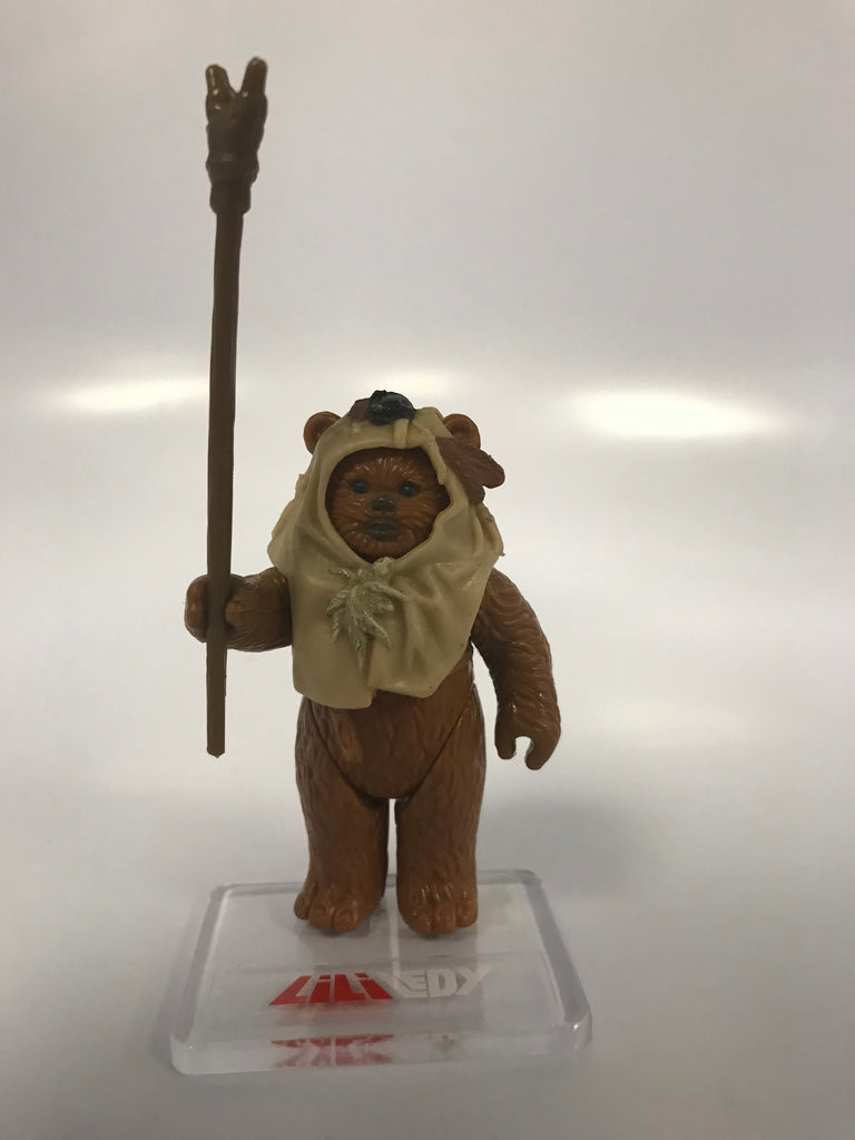 Lili Ledy Made in Mexico Star Wars Ewok Paploo Complete