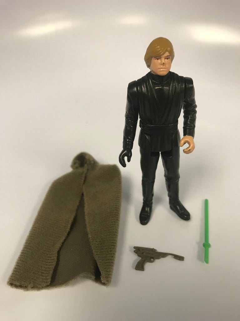 1983 Kenner Star Wars Return of the Jedi ROTJ Luke Skywalker (Jedi Knight) Complete