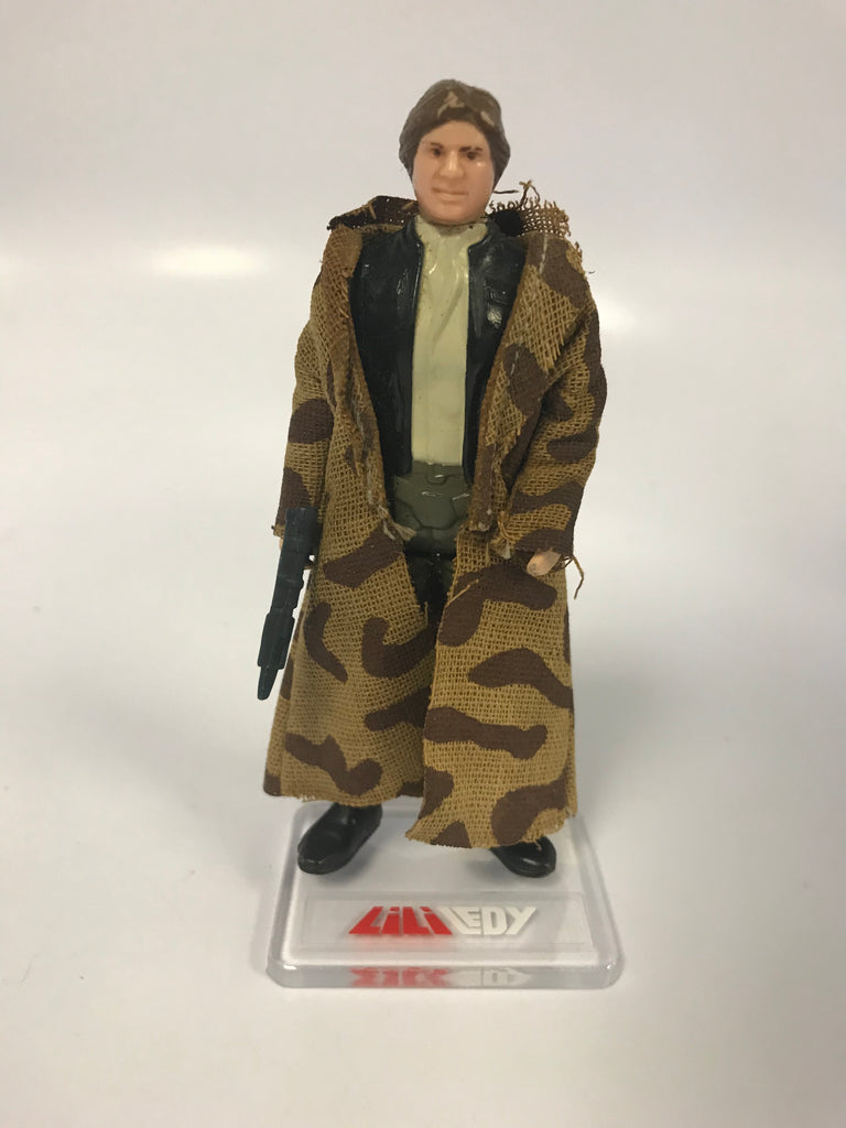 Lili Ledy Made in Mexico Star Wars Han Solo Endor Attire Trenchcoat Complete