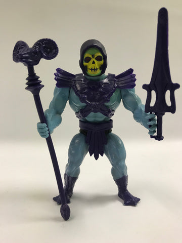 1981 Mattel He-Man & The Masters of the Universe Skeletor Loose Complete