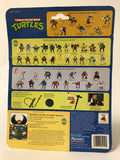 1990 Playmates Teenage Mutant Ninja Turtles TMNT LEO, The Sewer Samurai MOC