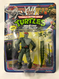 1991 Playmates Teenage Mutant Ninja Turtles TMNT Movie Star FOOT Clan Soldier MOC