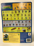 1990 Playmates Teenage Mutant Ninja Turtles TMNT Mike, The Sewer Surfer MOC