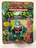 1990 Playmates Teenage Mutant Ninja Turtles TMNT Ray Fillet MOC