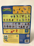 1990 Playmates Teenage Mutant Ninja Turtles TMNT Ray Fillet (Purple Chest) MOC