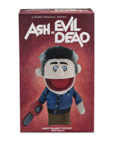 "2017 NECA Toys Ash Vs The Evil Dead ""Ashy Slashy"" 1:1 Scale Life Size Prop Replica Puppet"