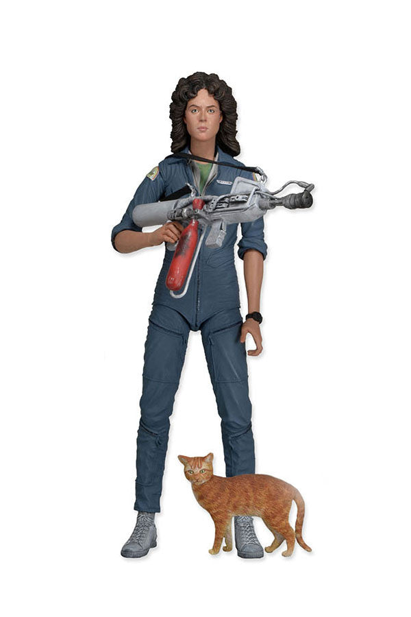NECA Series 4 Alien Ripley in Nostromo Jumpsuit