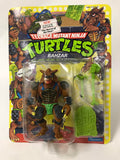 1991 Playmates Teenage Mutant Ninja Turtles TMNT Movie Star Rahzar MOC