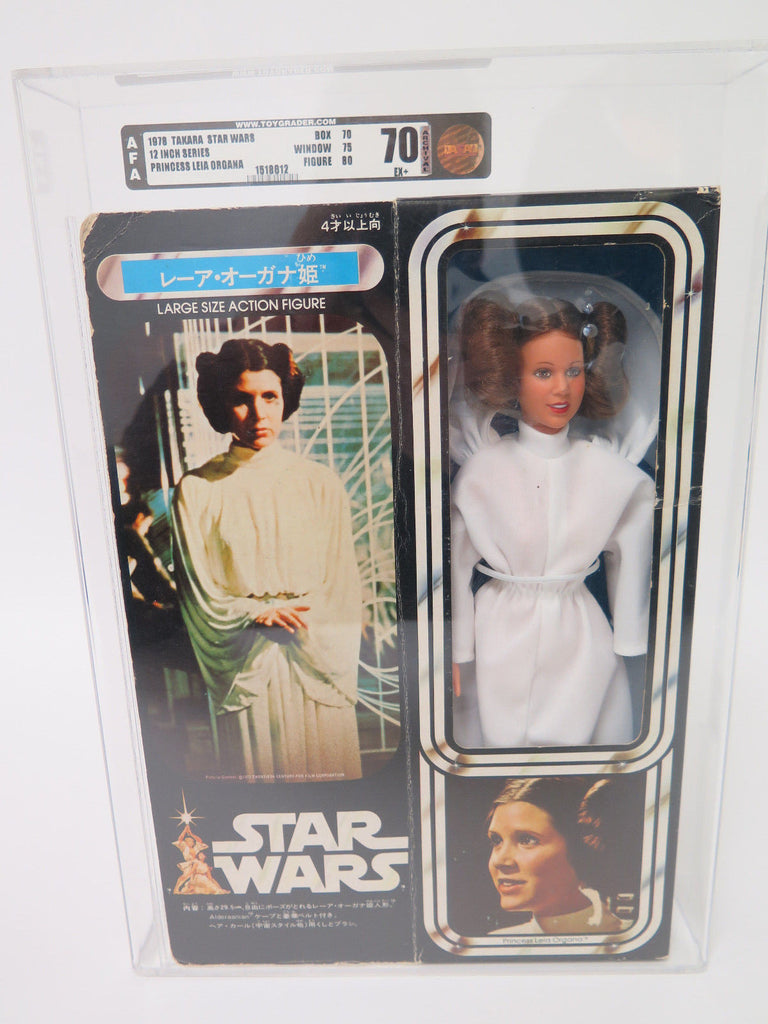 1978 Takara Princess Leia Large Action Figure 12""