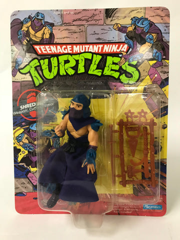 1988 Playmates Teenage Mutant Ninja Turtles TMNT 10 Back Shredder MOC