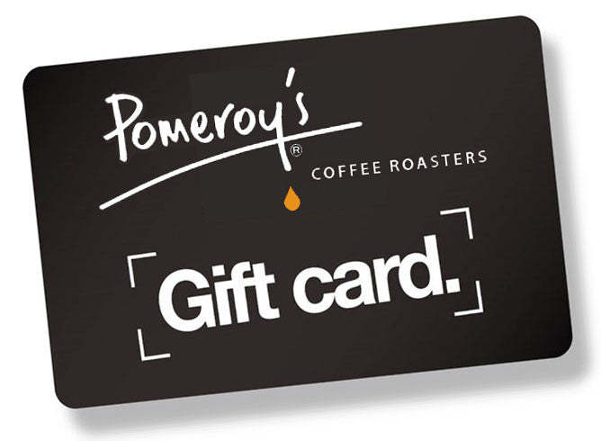 Pomeroy's Gift Card
