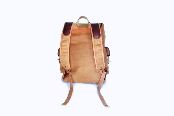 Cecil Safari Backpack