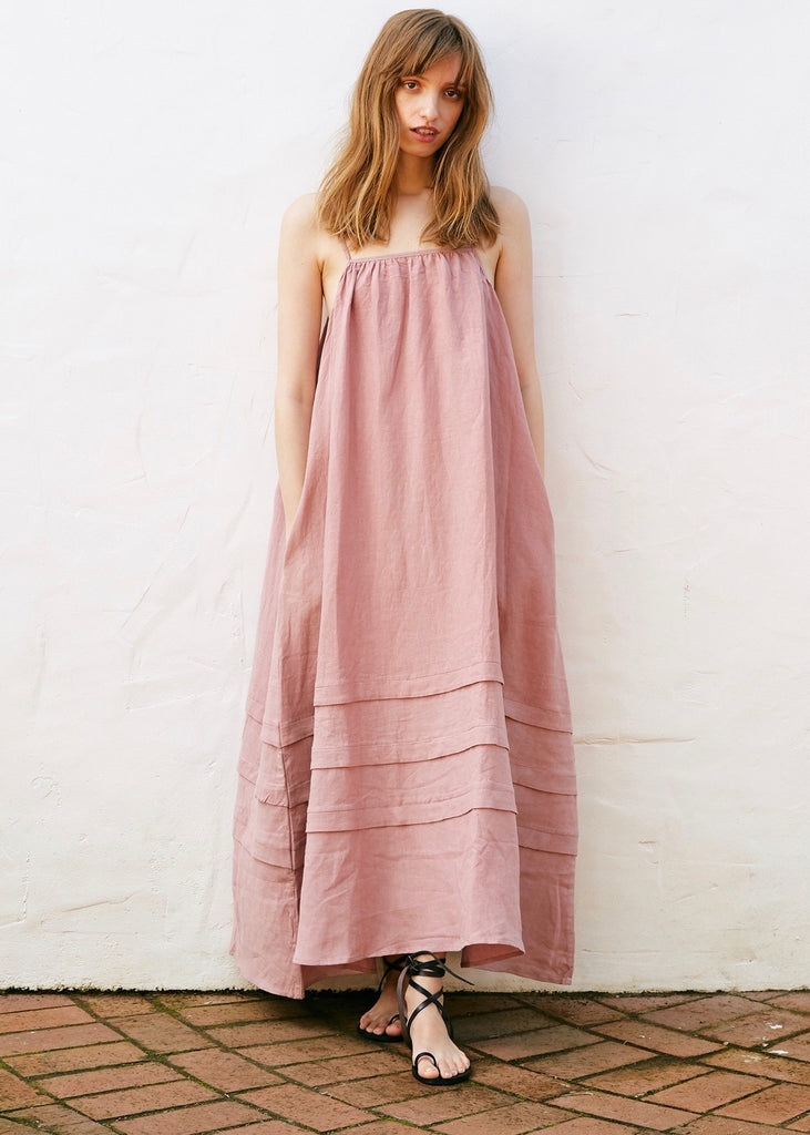 MARLE X BCFNZ: BLUSH CAPSULE COLLECTION