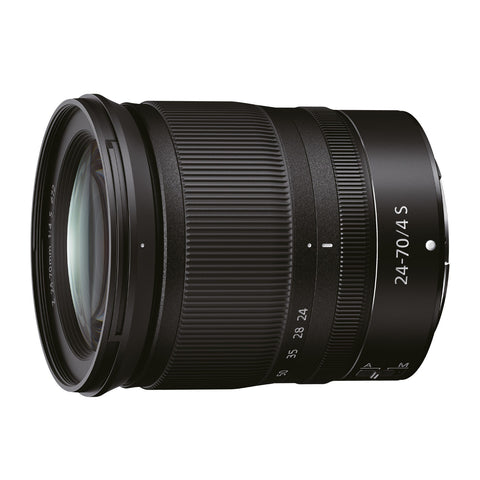 Z6 + 24-70mm f/4.0 S + FTZ adapter