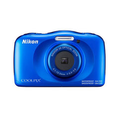 Coolpix W150 blauw holiday pack