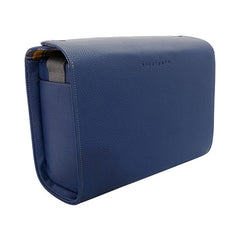 Blauw Synthetic leather Large