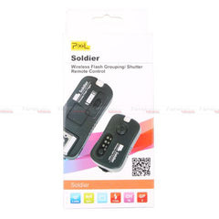 Radio Trigger Set Soldier voor Sony