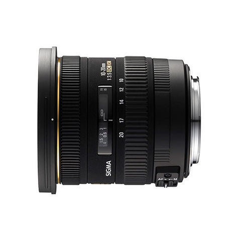 10-20mm f/3.5 EX DC HSM Canon