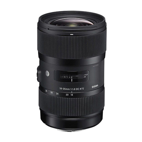 18-35mm F1.8 DC HSM ART Canon