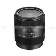 SAL 16-80mm F3.5 - 4.5 DT Zeiss Vario-Sonnar T*