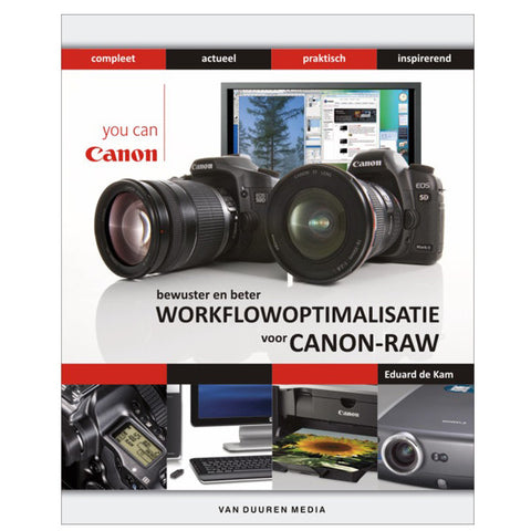 Canon workflow RAW