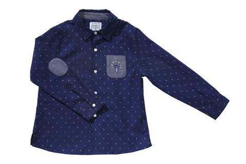 Lighty shirt with embroidered pocket (2 years only)