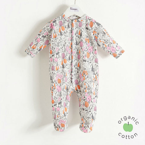 Banter organic sleepsuit (12 to 18 months)