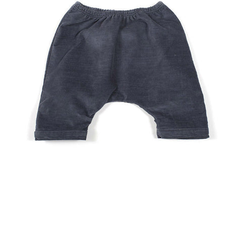 Baby cord sarouel trousers